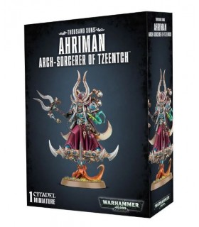 Ahriman Arch-Sorcerer of Tzeentch - Thousand Sons - Warhammer 40.000