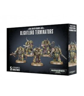 Blightlord Terminators - Death Guard - Warhammer 40.000