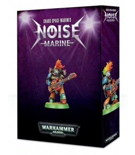 Noise Marine - Chaos Space Marines - Warhammer 40.000