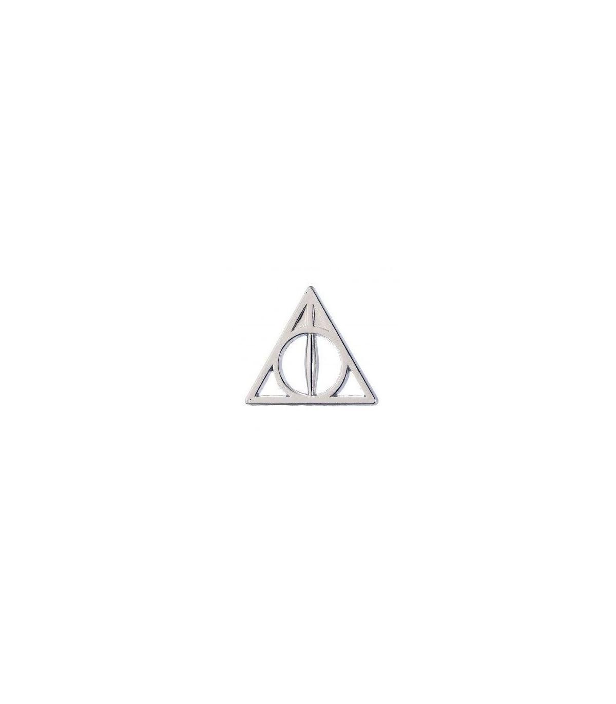 pin simbolo de las reliquias de la muerte harry potter pin simbolo de las reliquias de la muerte harry potter