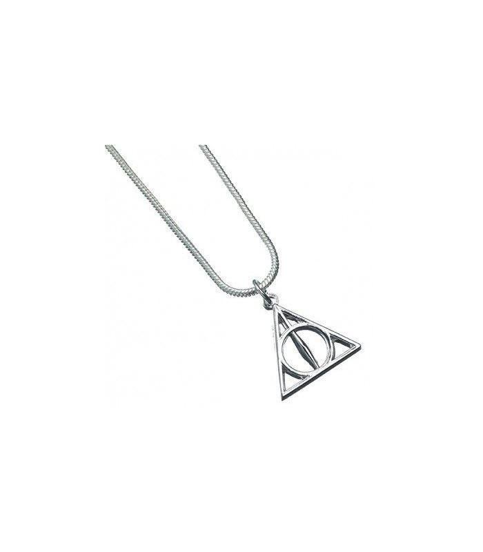 Colgante Símbolo de Las Reliquias de La Muerte - Harry Potter