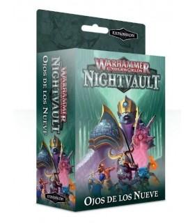 Los Ojos de Los Nueve - Warhammer Underworlds