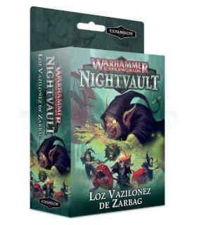 Los Vazilonez de Zarbag- Nightvault - Warhammer Underworlds