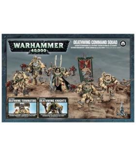 Escuadra de mando del Ala de Muerte - Ángeles Oscuros - Warhammer 40.000
