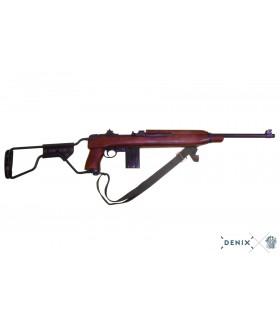 Réplica carabina M1A1 para aerotransportada