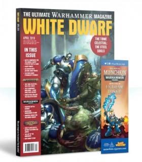 Revista White Dwarf Abril 2019 (en inglés)