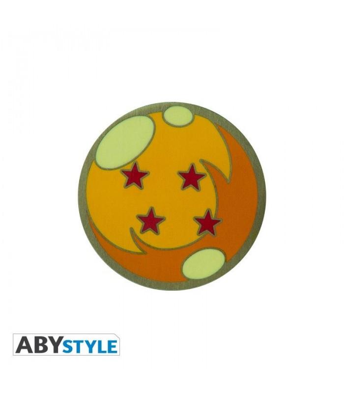 Pin Bola de 4 Estrellas - Dragon Ball
