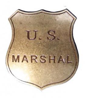 Insignia de US Marshall