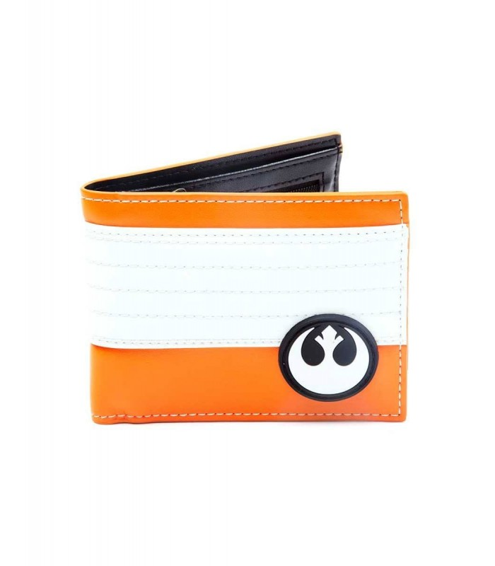 Cartera con logo rebelde - Star Wars