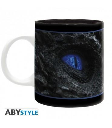 Taza de cerámica Rey de la Noche y Viserion -  Juego de Tronos