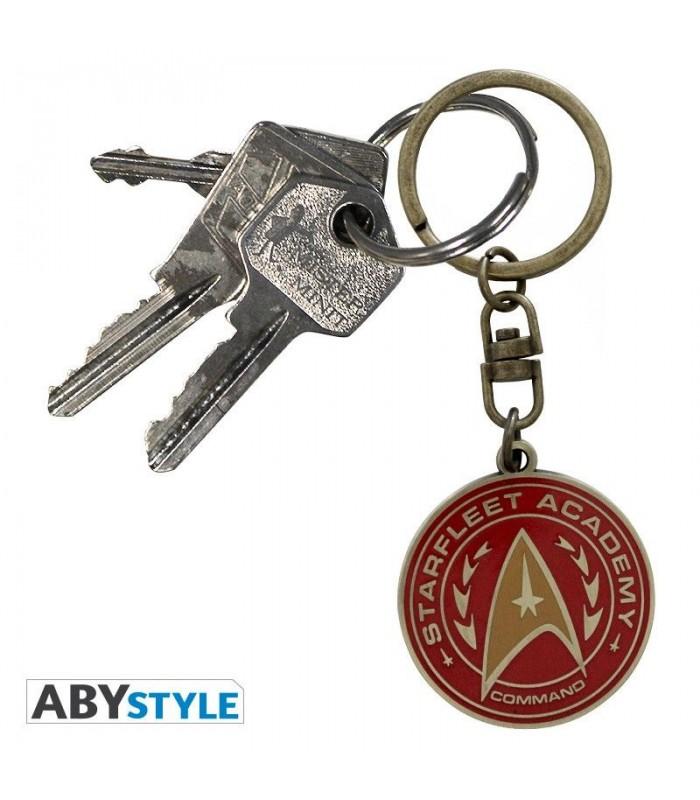 Llavero Insignia de la Academia de la Flota Estelar - Star Trek