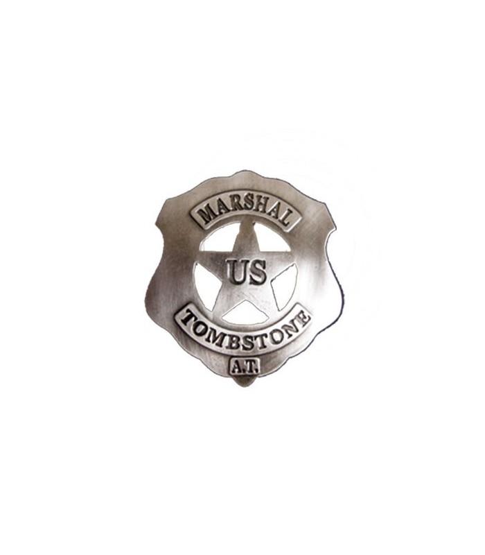 Insignia de US Marshall de Tombstone