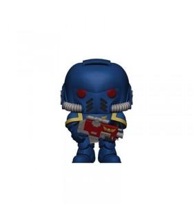 Figura Funko Pop! de un Ultramarine Intercessor - Warhammer 40.000