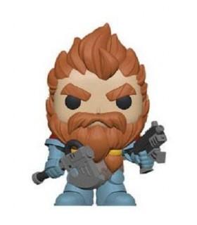 Figura Funko Pop! de un Líder de Manada de los Lobos Espaciales - Warhammer 40.000