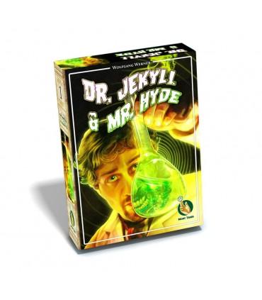 Dr.Jekyll y Mr.Hyde - Juego de mesa