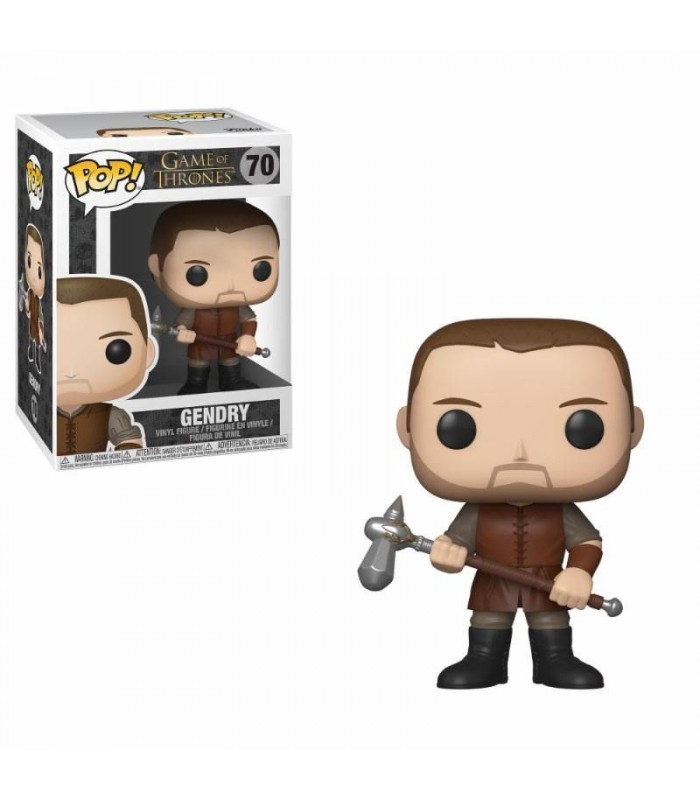 Figura Funko Pop! Gendry Baratheon - Juego de Tronos