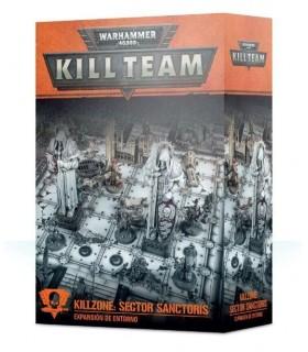 Expansión de Ambiente Letal: Sector Sanctoris - Kill Team - Warhammer 40.000