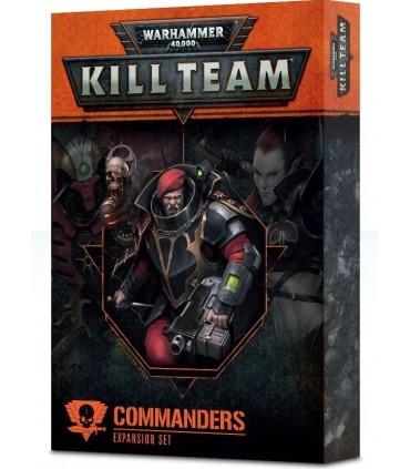 Commanders - Kill Team - Warhammer 40.000