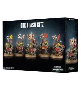 Flash gitz - orkos - Warhammer 40.000