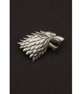 Pin casa Stark - Juego de Tronos