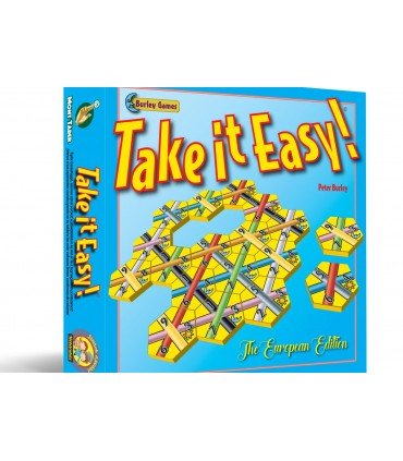 Take it easy! - juego de mesa