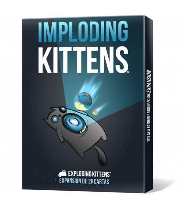 Imploding Kittens (Expansión) - Juego de Mesa