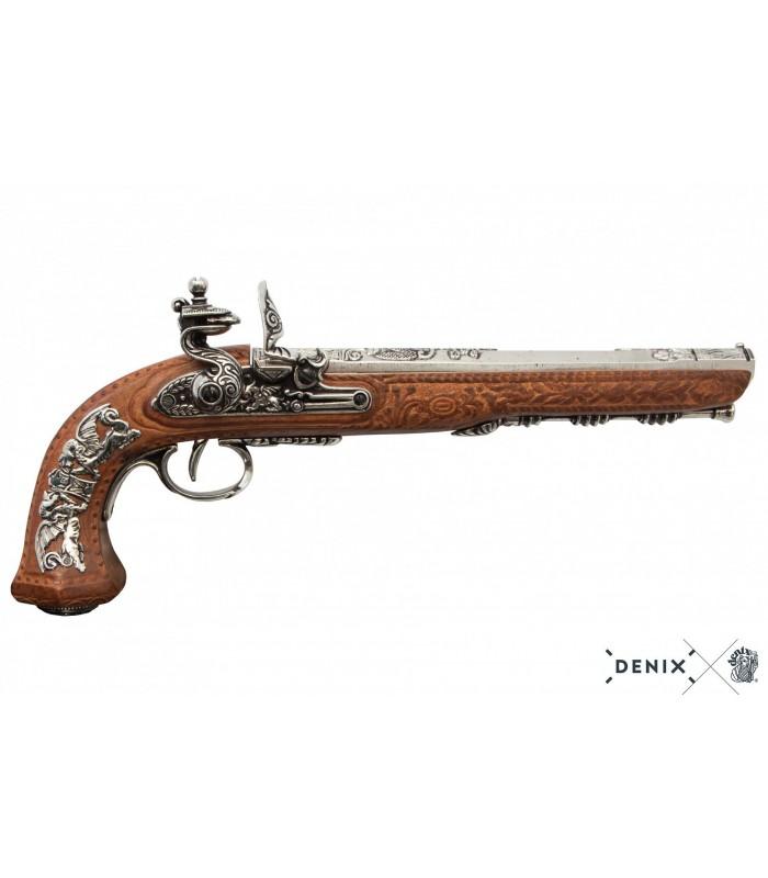 Réplica Pistola de duelo 1810