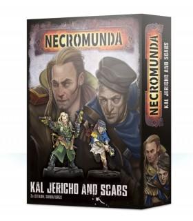 Kal Jericho y Scabs - Necromunda