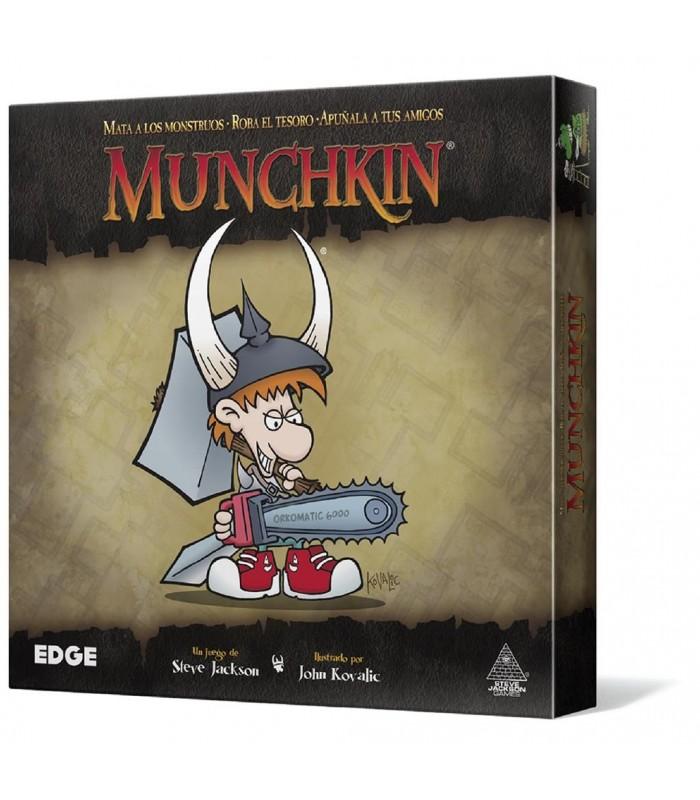 Munchkin-Juego de Rol.