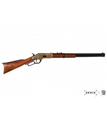 """Réplica carabina Winchester MOD.66 """"Yellow Boy"""""""