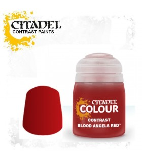 Pintura Contrast Blood Angels Red - Citadel