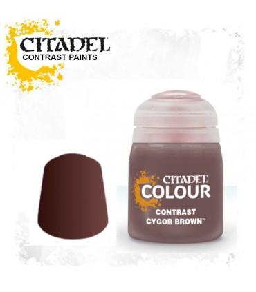 Pintura Contrast Cygor Brown - Citadel