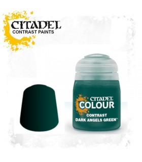 Pintura Contrast Dark Angels Green - Citadel