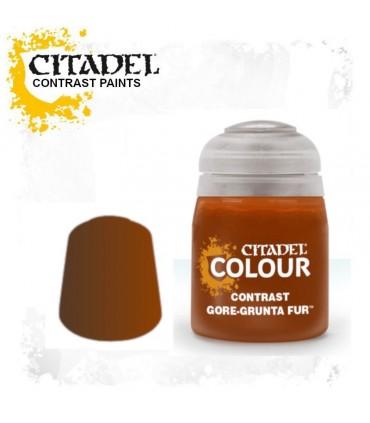 Pintura Contrast Gore-Grunta Fur - Citadel