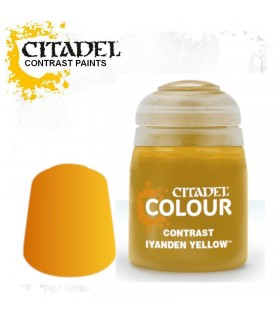 Pintura Contrast Iyanden Yellow - Citadel