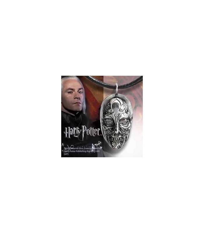 Colgante Máscara de Lucius Malfoy (Joya)