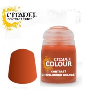 Pintura Contrast Gryph-hound Orange - Citadel