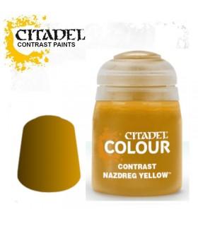 Pintura Contrast Nazdreg Yellow - Citadel