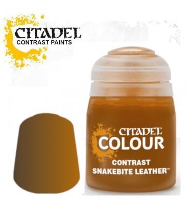 Pintura Contrast Snakebite Leather - Citadel