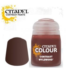 Pintura Contrast Wyldwood - Citadel