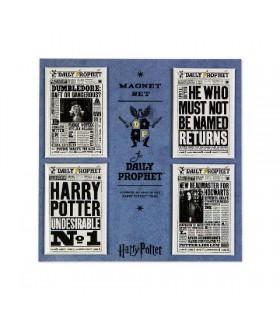 Juego de imanes portada - Harry Potter