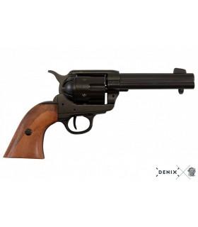 Réplica revólver Colt Single Action Army en negro - Denix