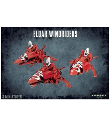 Eldar Windriders - Warhammer 40.000