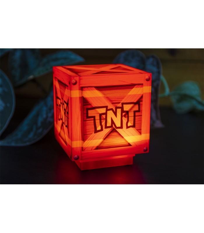Lampara de ambiente -TNT - Crash Bandicoot