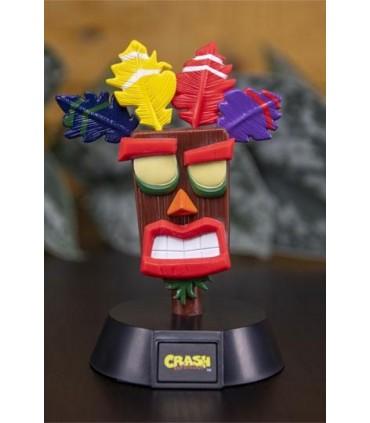 Lampara de ambiente - Aku-Aku - Crash Bandicoot