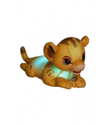 Peluche Simba con luz - El Rey León