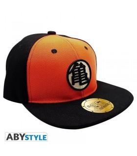 Gorra de béisbol naranja símbolo Kame - Dragon Ball