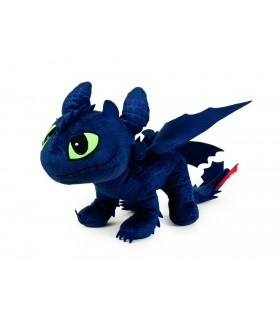 Peluche Desdentao - 26 cm - Cómo entrenar a tu dragón 3