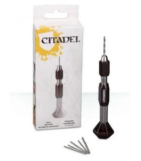 Taladro de precisión para modelismo - Citadel