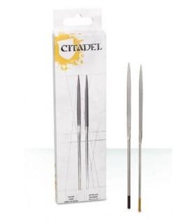 Juego de limas para modelismo - Citadel